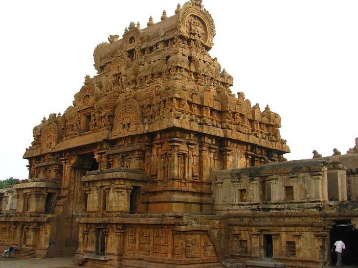 Танджавур - Брихандишвара Мандир (Brihadishwara Mandir) 75085