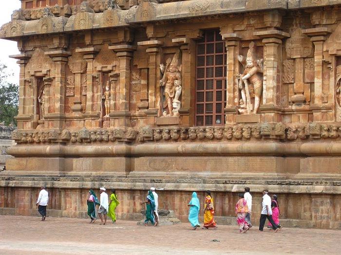 Танджавур - Брихандишвара Мандир (Brihadishwara Mandir) 67784