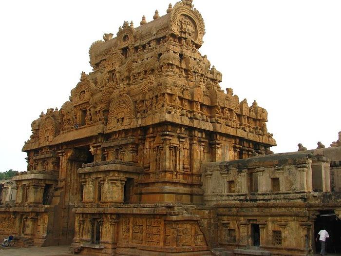 Танджавур - Брихандишвара Мандир (Brihadishwara Mandir) 18314