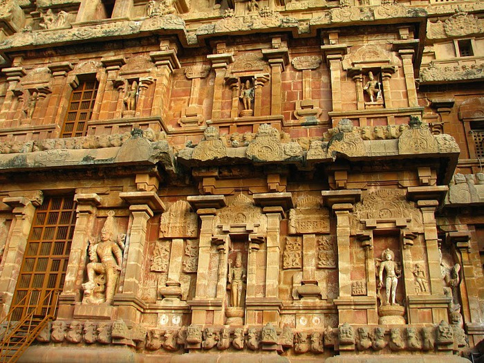 Танджавур - Брихандишвара Мандир (Brihadishwara Mandir) 59027