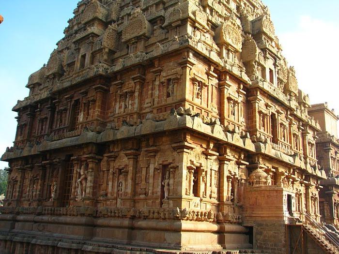 Танджавур - Брихандишвара Мандир (Brihadishwara Mandir) 33669