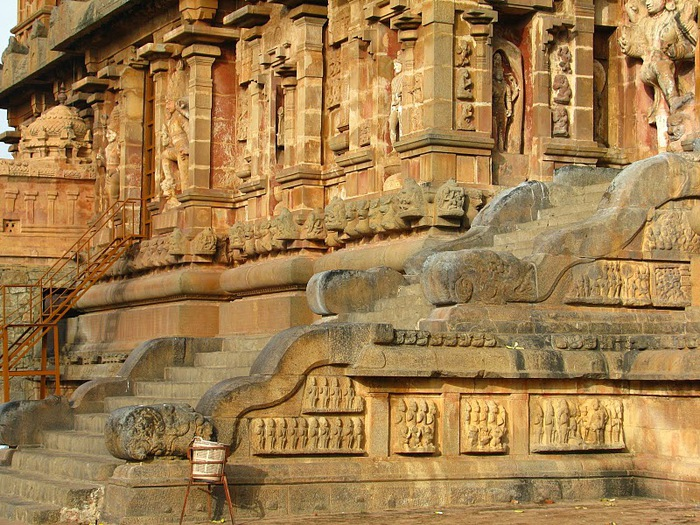 Танджавур - Брихандишвара Мандир (Brihadishwara Mandir) 32626