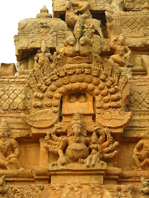 Танджавур - Брихандишвара Мандир (Brihadishwara Mandir) 89588