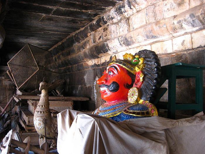 Танджавур - Брихандишвара Мандир (Brihadishwara Mandir) 94670