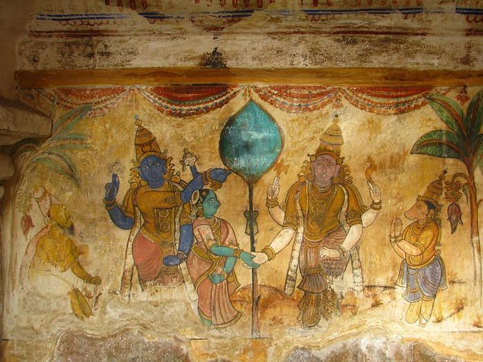 Танджавур - Брихандишвара Мандир (Brihadishwara Mandir) 43069