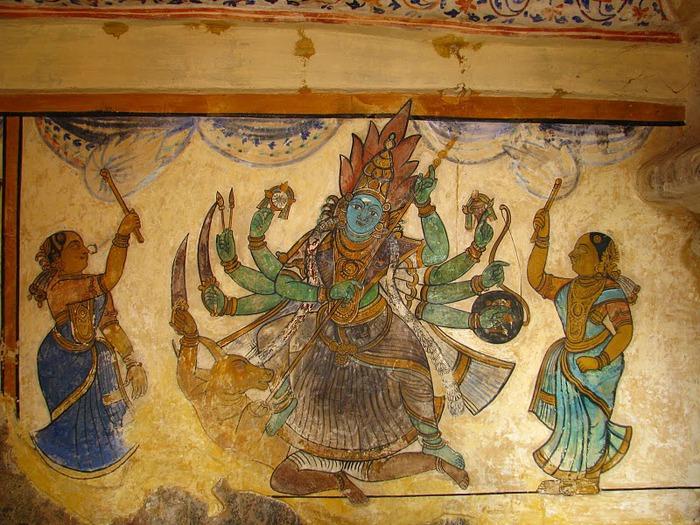 Танджавур - Брихандишвара Мандир (Brihadishwara Mandir) 68278