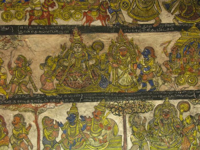 Танджавур - Брихандишвара Мандир (Brihadishwara Mandir) 45667