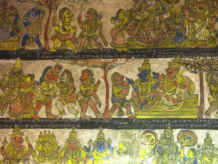 Танджавур - Брихандишвара Мандир (Brihadishwara Mandir) 74345