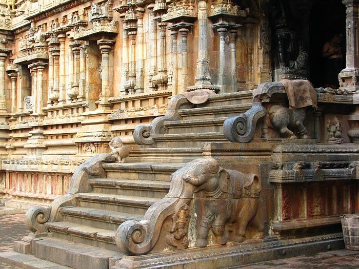 Танджавур - Брихандишвара Мандир (Brihadishwara Mandir) 73490