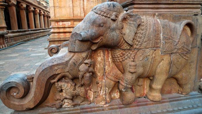 Танджавур - Брихандишвара Мандир (Brihadishwara Mandir) 22888