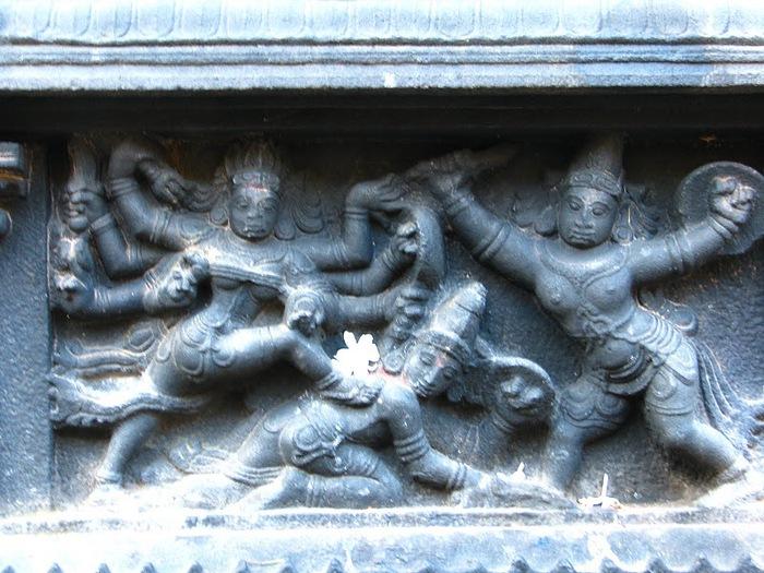 Танджавур - Брихандишвара Мандир (Brihadishwara Mandir) 74211