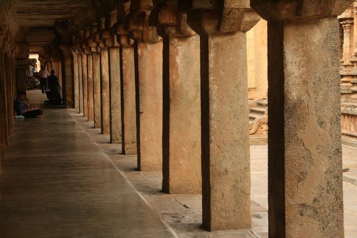 Танджавур - Брихандишвара Мандир (Brihadishwara Mandir) 55379