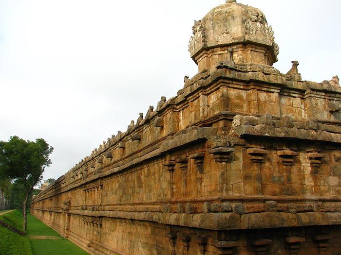 Танджавур - Брихандишвара Мандир (Brihadishwara Mandir) 82263