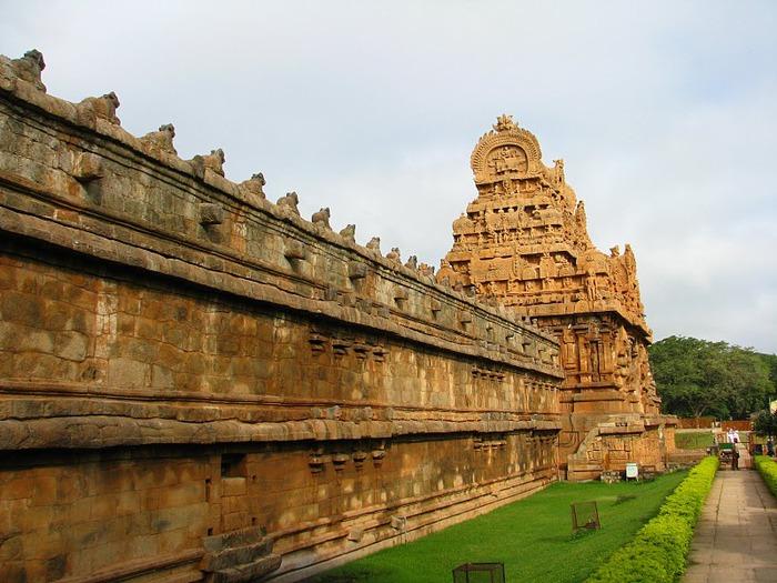 Танджавур - Брихандишвара Мандир (Brihadishwara Mandir) 39737