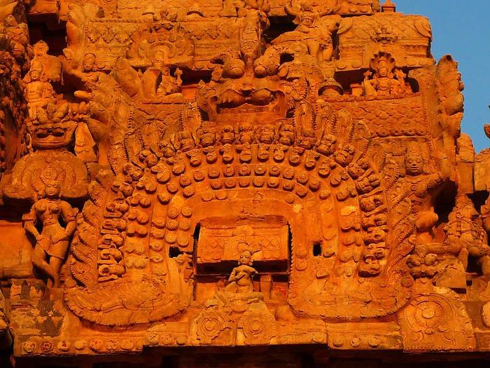 Танджавур - Брихандишвара Мандир (Brihadishwara Mandir) 53736