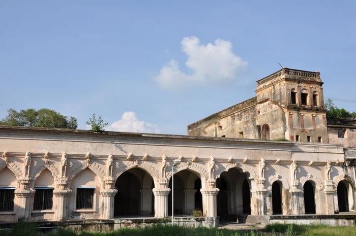 Танджавур - Дворец Наяков и музеи 42117