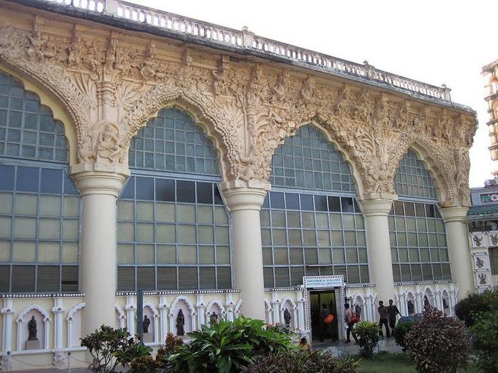 Танджавур - Дворец Наяков и музеи 25202