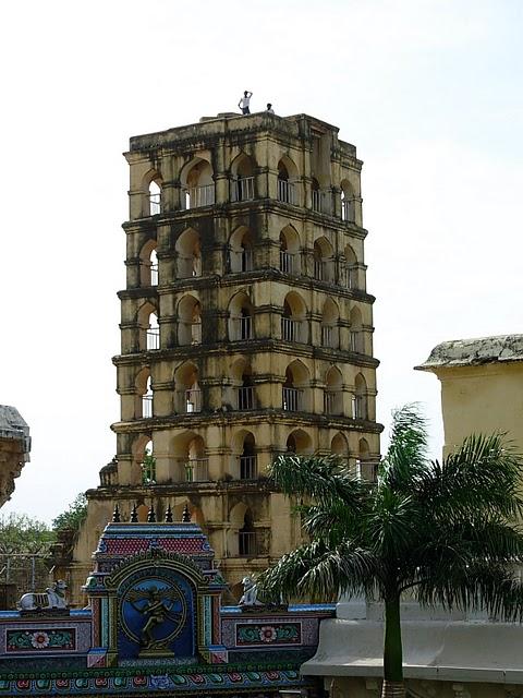 Танджавур - Дворец Наяков и музеи 36993