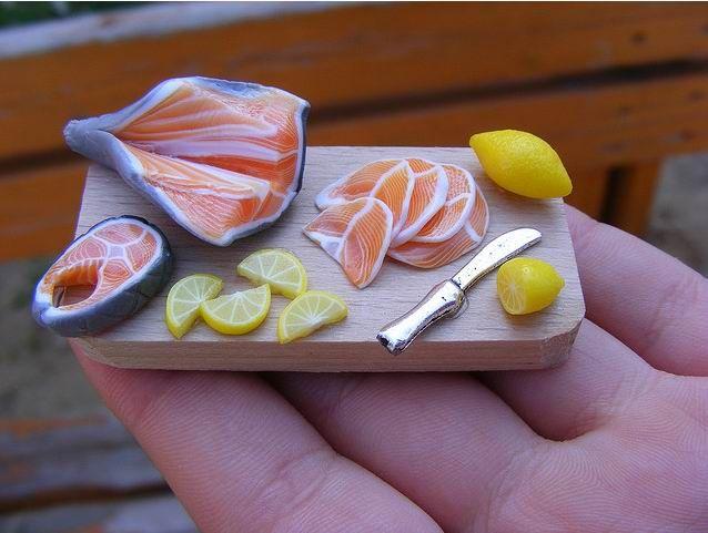 Вкусняшки из пластики от Shay Aaron 75280796_3911698_9