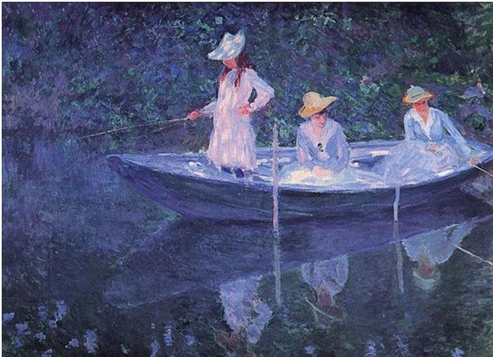 Моне Клод Оскар (1840-1926)Ф (700x506, 302Kb)