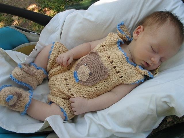 Вязание крючком на мальчика новорожденного 267