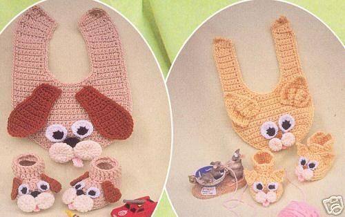 Идеи вязания для детей крючком 81