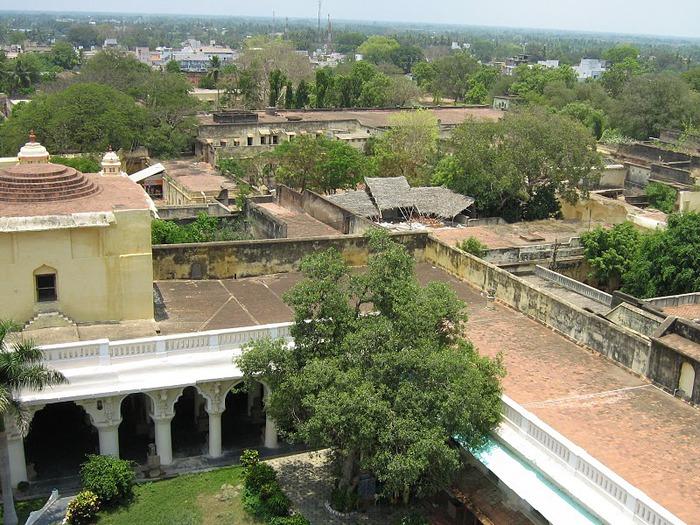 Танджавур - Дворец Наяков и музеи 31796