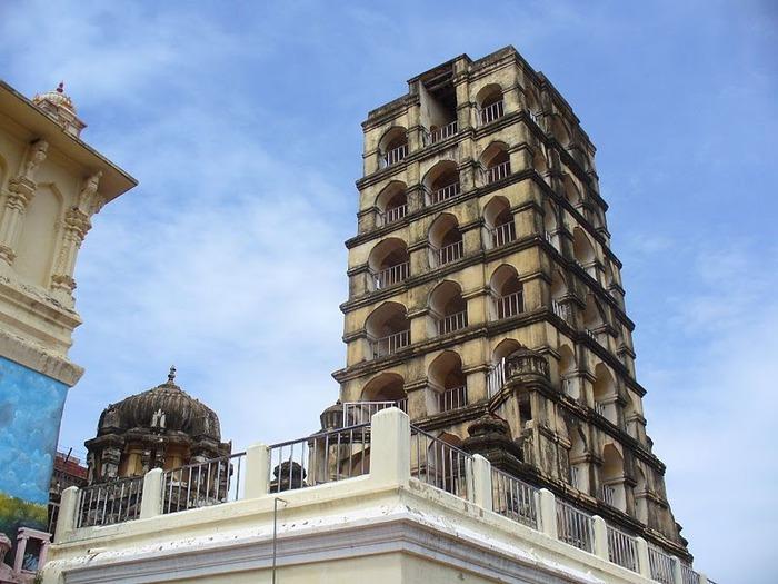 Танджавур - Дворец Наяков и музеи 68097