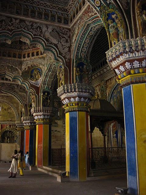 Танджавур - Дворец Наяков и музеи 77073