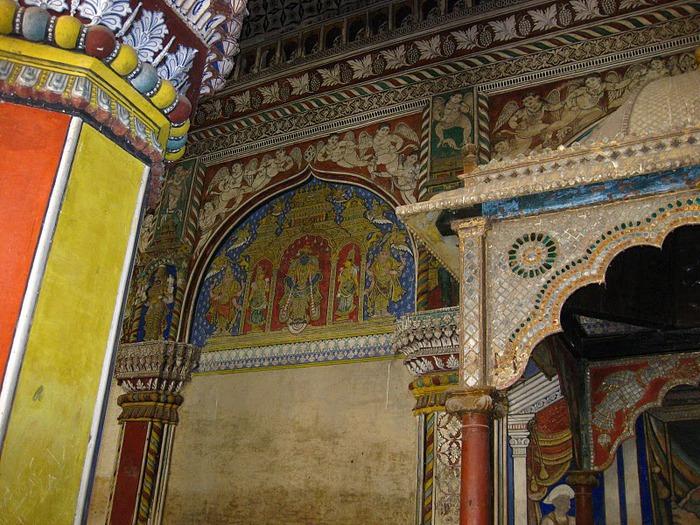 Танджавур - Дворец Наяков и музеи 42996