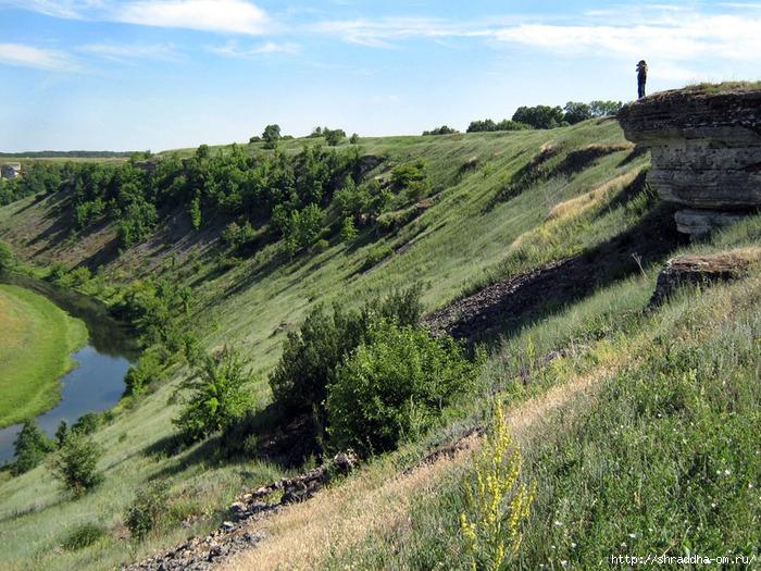 Липецкая область, река Воргол, Воронов камень, заповедник Галичья гора, Shraddha_1 (700x525, 374Kb)