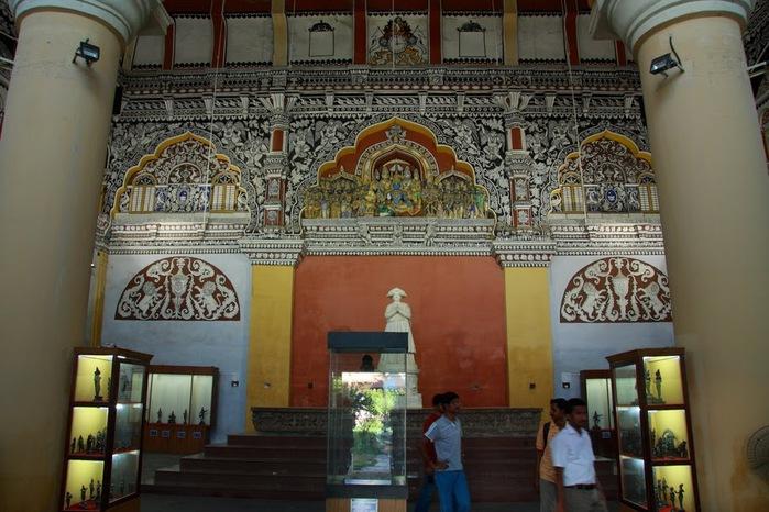 Танджавур - Дворец Наяков и музеи 21547