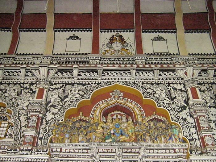 Танджавур - Дворец Наяков и музеи 46045