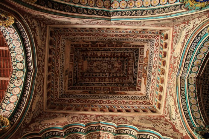 Танджавур - Дворец Наяков и музеи 49832