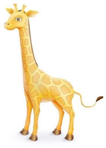 Жираф-мальчик (330x510, 13Kb)