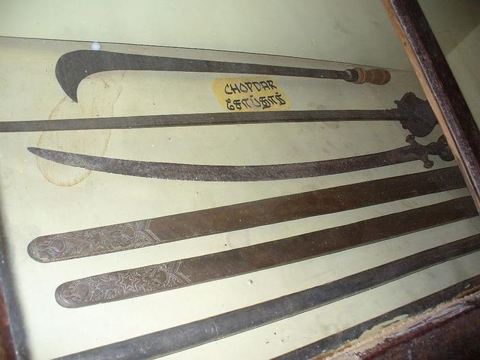 Танджавур - Дворец Наяков и музеи 50599