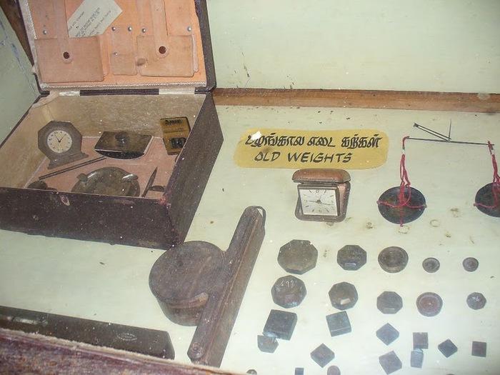 Танджавур - Дворец Наяков и музеи 52310