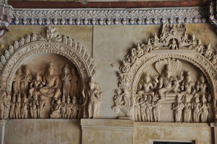 Танджавур - Дворец Наяков и музеи 90502