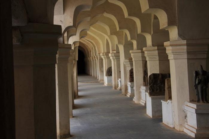 Танджавур - Дворец Наяков и музеи 48290