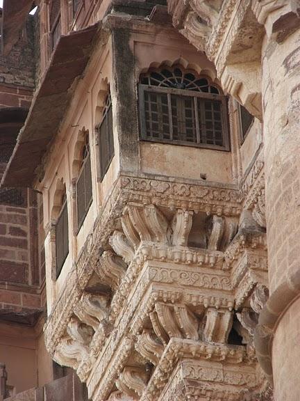 Крепость Мехрангарх - Mehrangarh fort, Jodhpur 97508
