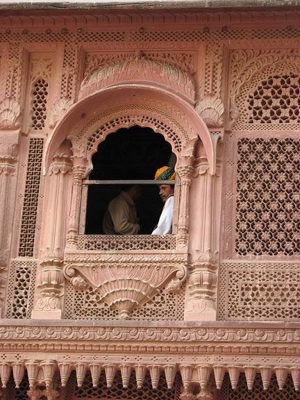 Крепость Мехрангарх - Mehrangarh fort, Jodhpur 74862