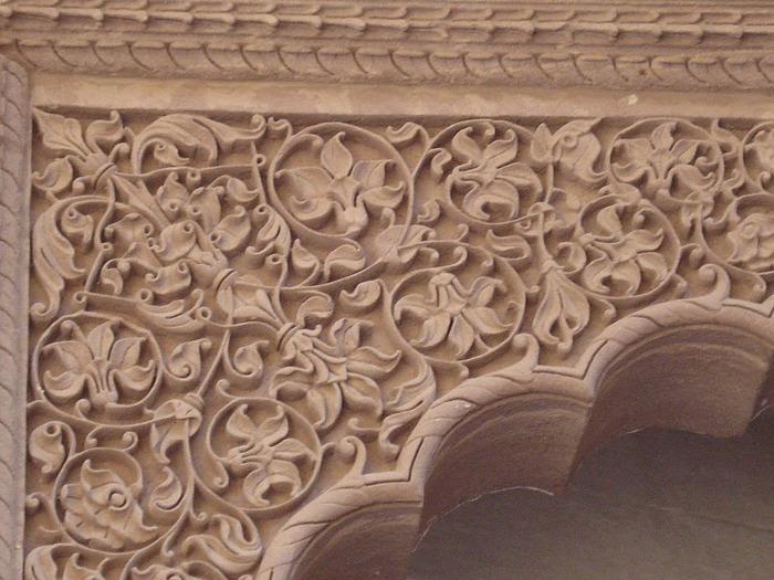 Крепость Мехрангарх - Mehrangarh fort, Jodhpur 92936