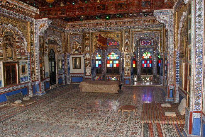 Крепость Мехрангарх - Mehrangarh fort, Jodhpur 27734