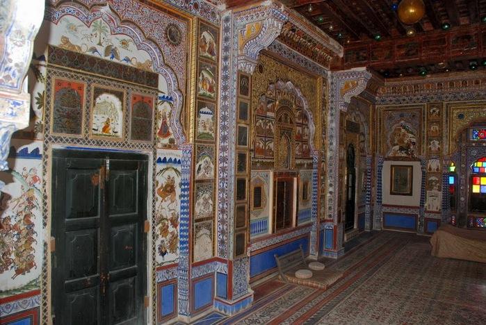 Крепость Мехрангарх - Mehrangarh fort, Jodhpur 97239