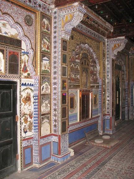 Крепость Мехрангарх - Mehrangarh fort, Jodhpur 75419
