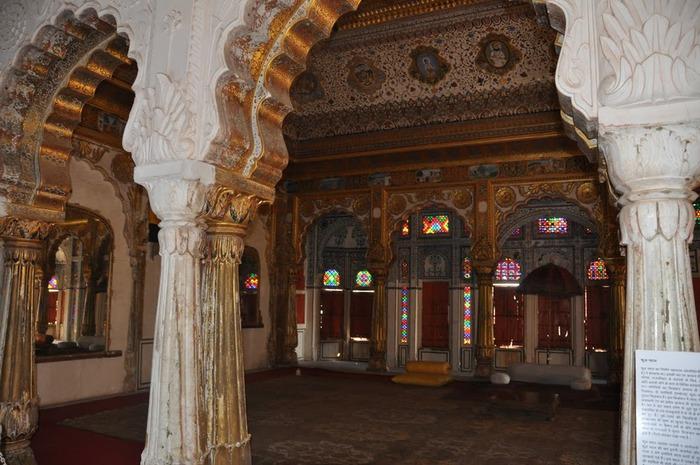 Крепость Мехрангарх - Mehrangarh fort, Jodhpur 40018