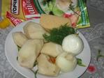 4 салата с топинамбуром