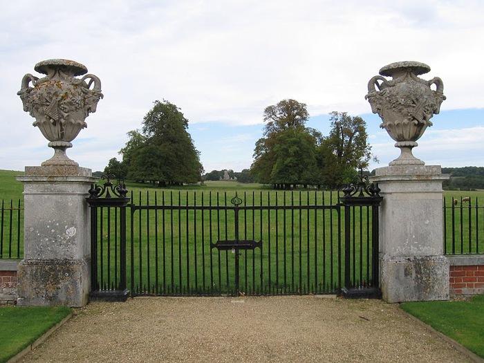 усадьба и ферма Вимпол Холл - Wimpole Hall 62850