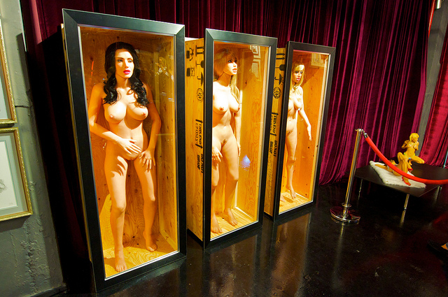 Музей эротического искусства и сексаточка g