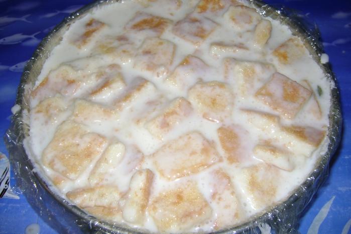 Рецепты тортов без выпечки с печеньем с пошагово